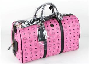5864e4965 MCM Large Visetus Weekender Duffle Bag Very Good   CashCo Pawn   San ...